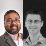 Osama Khan & Ian Pratt